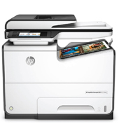 HP PageWide Pro 477 MFP