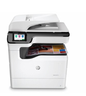 HP PageWide Color MFP 774